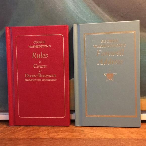 Applewood Books Other - George Washington Book Set